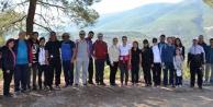 Çine Kültür Derneği Doğa Yürüyüş Kulübü Sezonu Açtı
