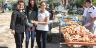 Çine Marmara Kolejinde Aşure ve Lokma Hayrı