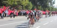Çineden, 53. Cumhurbaşkanlığı Bisiklet Turu Geçti