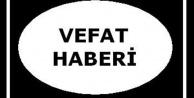 Ali Osman Çetin vefat etti