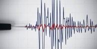 Deprem Çinede de Hissedildi
