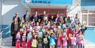 'Dünya Çocuk Kitap Haftası Topçam İlkokulunda kutlandı
