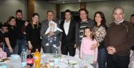 Belediye Personeli Yeni Yılı Erken Kutladı