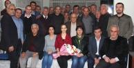 Ziraat Odası#039;dan, CHP İlçe Örgütüne Tebrik Ziyareti