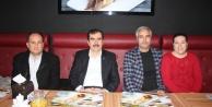 AK Partili Erdemden Hayırlı Olsun Ziyareti