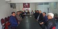 MHPden, Başkanlara 'Hayırlı Olsun Ziyareti