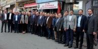 AK Parti Aydın İl Başkanı Esnaf ve Çine Teşkilatı ile Buluştu