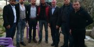 AK Parti Çine Gençlikten Gazi Hakan Oktaya geçmiş olsun
