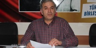 """CHP İlçe Başkanı Şahin, Biz Bunu Kınıyoruz"""""""