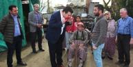 CHP Milletvekili Baydar Gazi Oktayı Ziyaret Etti