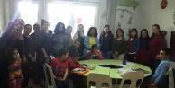 Çine AK Kadınlar, Down Sendromlu Çocukları Unutmadı