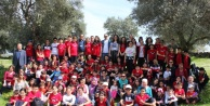 Çine Marmara Kolejinden Bahara Hoş Geldin