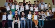 Çinede,5. Satranç Turnuvası Düzenlendi