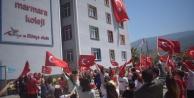 23 Nisan Çine Marmara Kolejinde Coşkuyla Kutlandı.