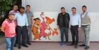"""AK Parti Çine Gençlik, Gelecek İçin Renk Katalım"""""""