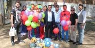 AK Partili Gençler, Çocuklarla Çocuk oldu
