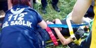 Çine#039;de Kaza; 1 Yaralı