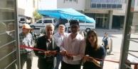 Karpuzlu#039;da Alimdas Elektrik dualarla hizmete açıldı