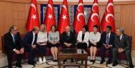 MHP li Vekil Depboylu, Aday Adaylığı İçin Başvuru Yaptı