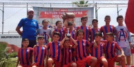 """Altınordu Çine Futbol Okulu Biz Büyük Bir Aileyiz"""""""