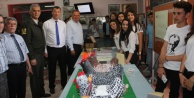 Çine Anadolu Lisesinde TÜBİTAK Bilim Fuarı