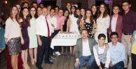 Çine Marmara Koleji 2. Dönem Mezuniyet Gecesi