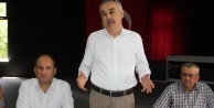 "AK Parti Milletvekili Savaş, Sizlerden alacaklıyım"""