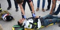 Çine Aynı Yerde 2. Kaza; 1 Kişi Yaralı