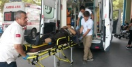 Çinede Trafik Kazası; 1 Kişi Yaralı