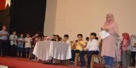 Yaz Kuran Kursu Öğrencilerinden Şehitlere Dua