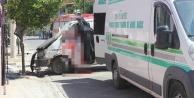 Çineli Sürücü Feci Şekilde Hayatını Kaybetti!