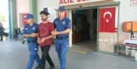 Çinede Bir Kişi Tutuklandı