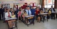 Çinede Ders Zili Çaldı