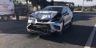 Çinede Trafik Kazası; 7 Yaralı
