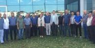 MHP Genel Başkan Yardımcısı Depboylu#039;dan Yeni Atanan Başkanlara Ziyaret