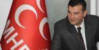 """MHP İl Başkanı Pehlivan; Görevimizin Başındayız"""""""