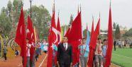Çine'de Cumhuriyet'in 91. yılı coşkuyla...