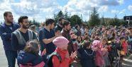 Işıklı Öğrenciler ve Şile Halkından...