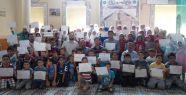 Kur'an Kursiyerleri ödüllendirildi