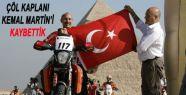 Milli motosikletçi yarışta hayatını kaybetti