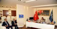 Tarım Kredi Kooperatifi Başkan Çerçioğlu'nu...