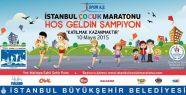 Türkiye'nin İlk Çocuk Maratonu 6 Bin...