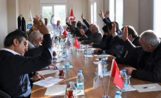 2015 İlk Meclis Toplantısı Yapıldı