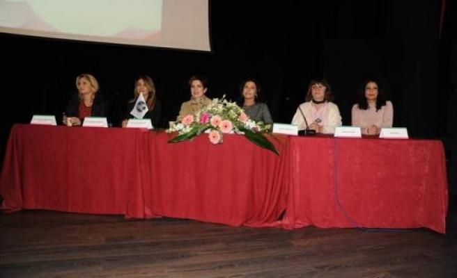 Kadın kanserlerine karşı güçler Aydın'da birleşti