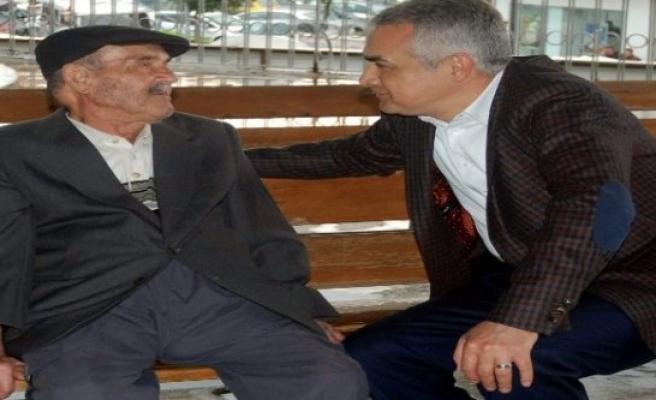 AK Parti Aydın Milletvekili Savaş, Ramazan Bayramını kutladı