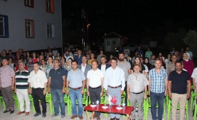 Özel Çine Marmara Koleji Öğrencilerinden yılsonu gösterisi