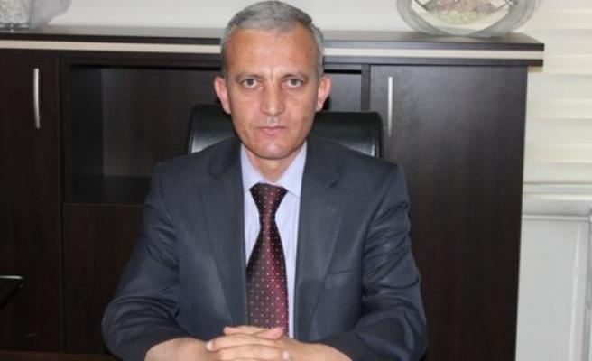 Çine Emniyet Amiri Yurtseven, Müdürlüğe Terfi Etti