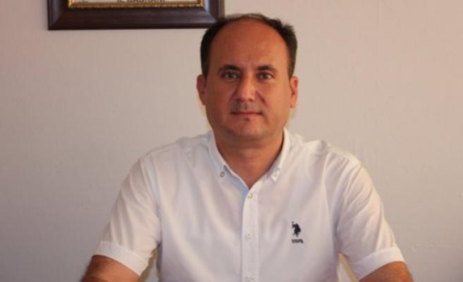 "AK Partili Tosun, ""ÇMKB' a Aidat Sorunu Çözüldü"""