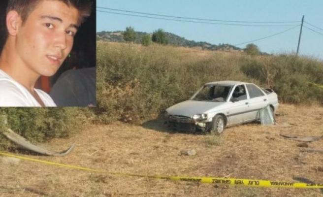 Askerden 3 Gün İzne Gelen Genç Trafik Kazasında Öldü