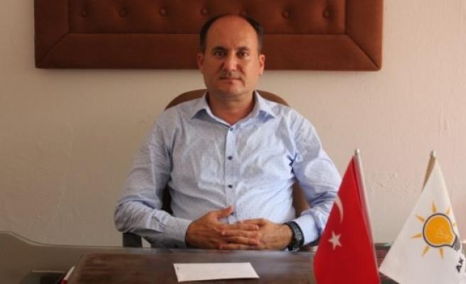 Başkan Tosun, AK Parti'nin 16. Kuruluş Yıl Dönümünü Kutladı